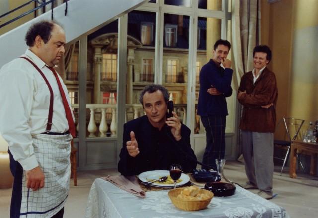 奇人たちの晩餐会
