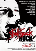 【本日発売】パンクロック・ドキュメンタリー映画の最終兵器『シェルショック・ロック』、9/10(水)DVD発売!