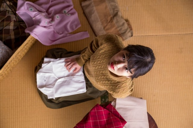 メイキング・オブ屋根裏の散歩者 主演:木嶋のりこ 間宮夕貴