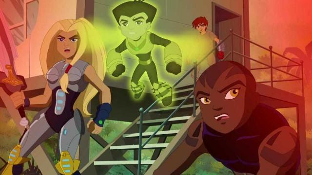 ネクスト・アベンジャーズ:未来のヒーローたち