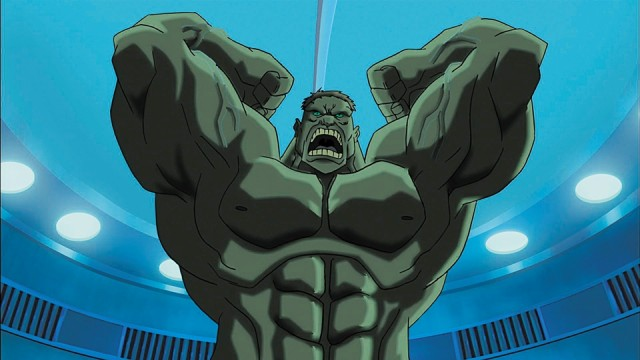 アルティメット・アベンジャーズ2:ブラック・パンサー・ライジング