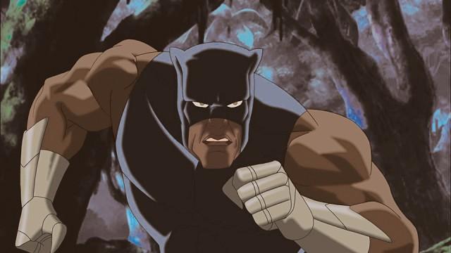 アルティメット・アベンジャーズ2:ブラック・パンサー ・ライジング