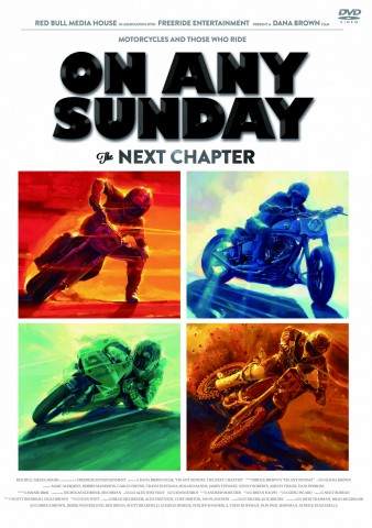 ON ANY SUNDAY:THE NEXT CHAPTER