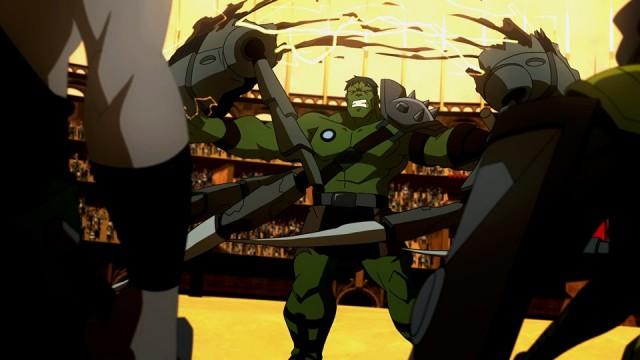 超人ハルク:サカールの預言
